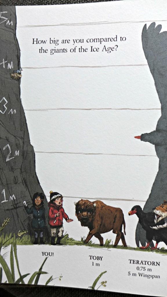 toby and the ice giants Joe Lillington