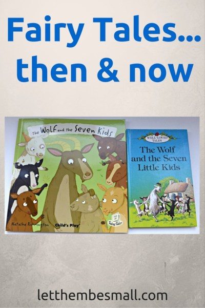 the way we tell fairy tales has changed so much - a look at how these classic stories have changed