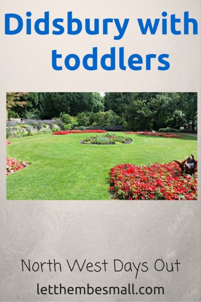 Didsbury has so much to offer - here are some ideas for how to spend a morning or afternoon exploring with toddlers