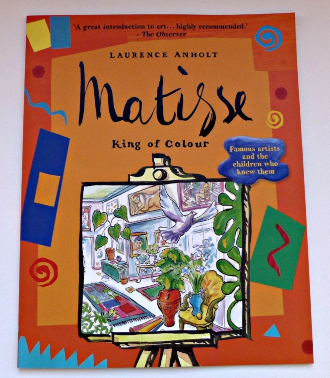 Matisse King of colour laurence anholt