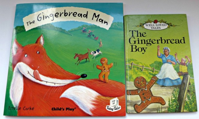 The Gingerbread Boy childs play