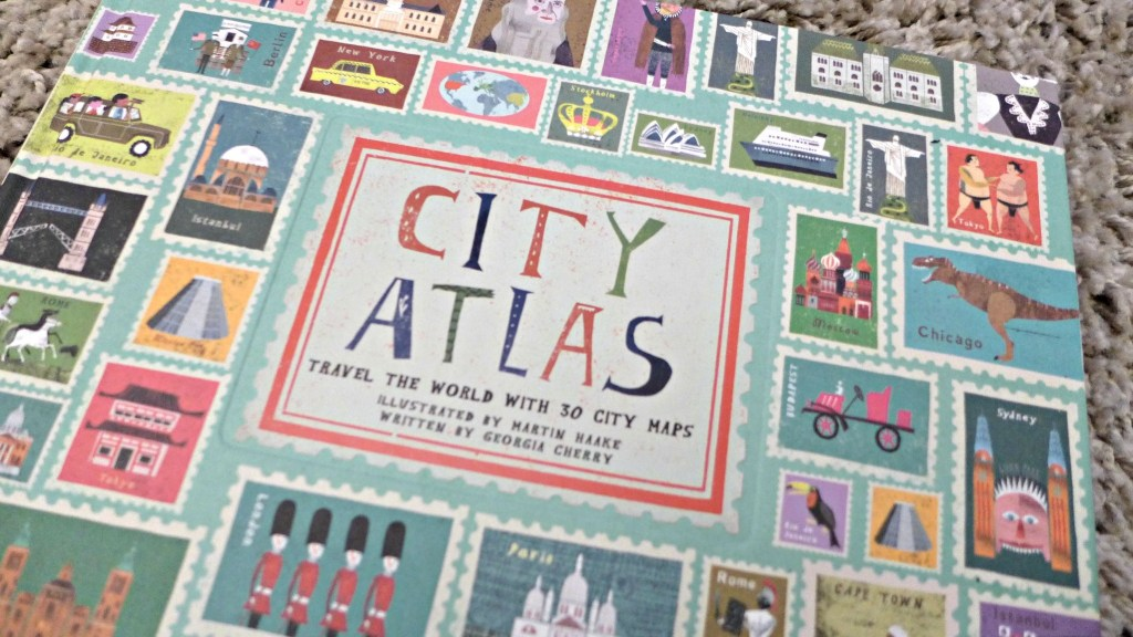 Travel the World with City Atlas