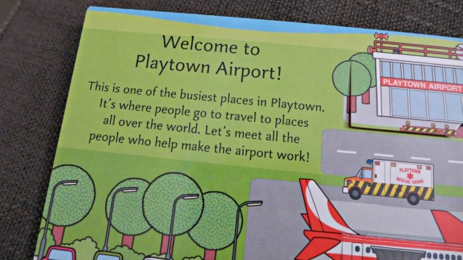 Playtown Airport Priddy Books