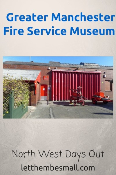 Greater Manchester Fire Service Museum is a gem - located in Rochdale it is a mine of information about the history of the fire service
