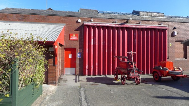 greater manchester fire and rescue service museum rochdale