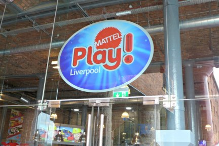 Mattel Play Liverpool review