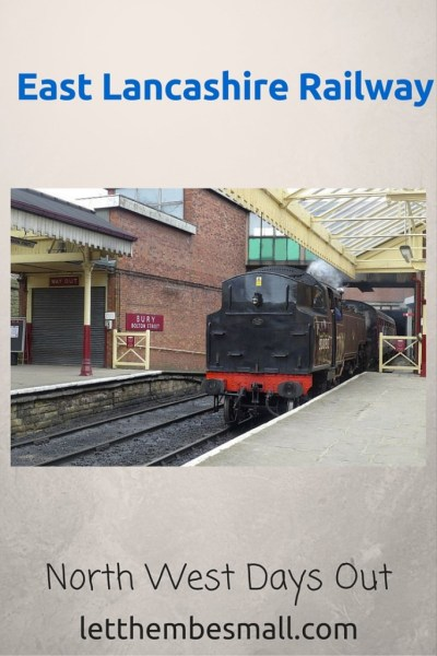East Lancashire Railway - great day out for all the family in Bury, Lancashire