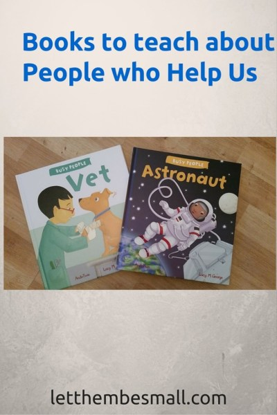 people who help us books