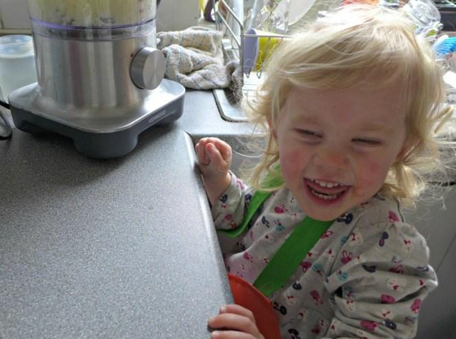 pre school kitchen skills