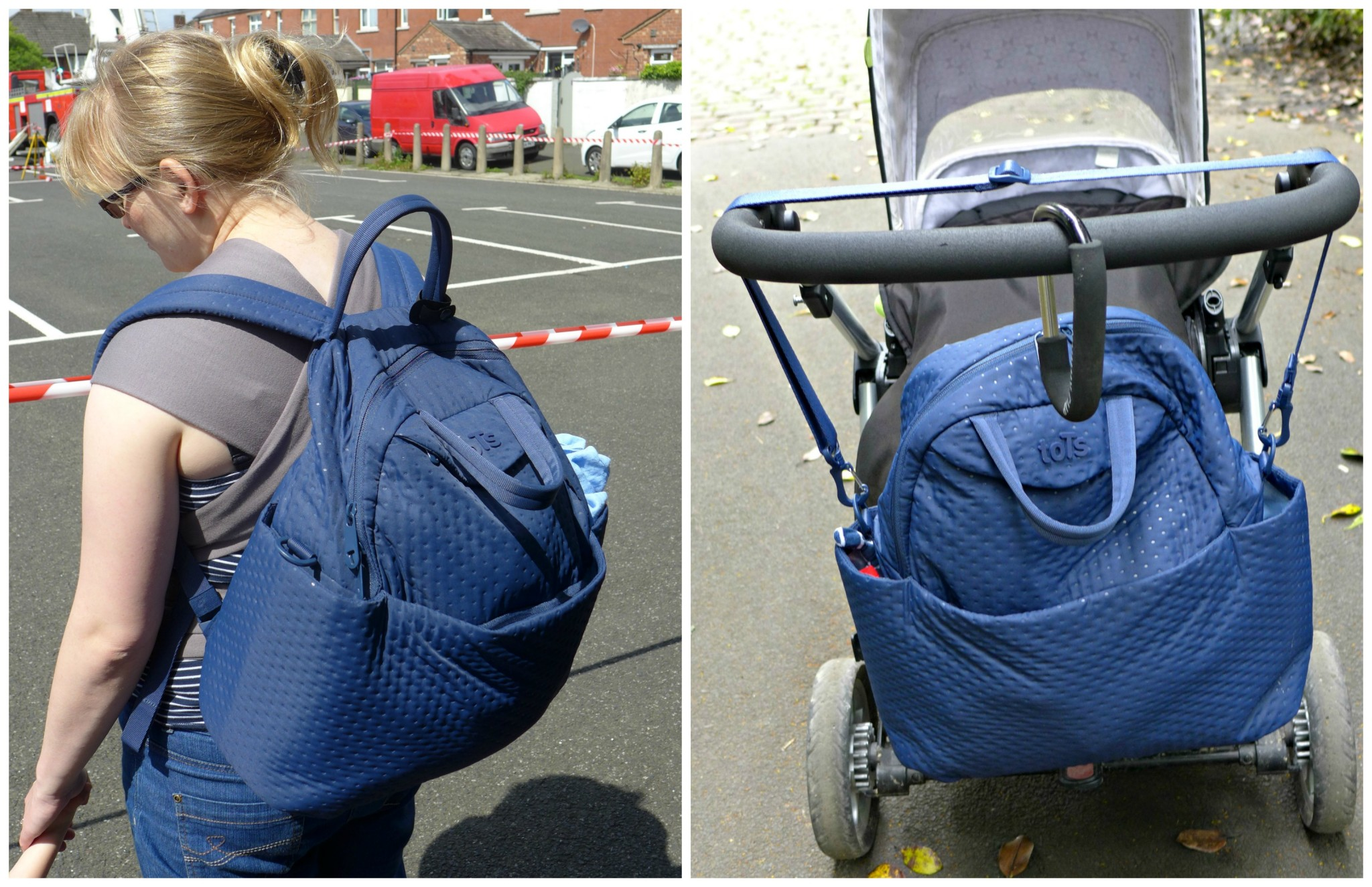 8e3e7d2be3b toTs by smarTrike Infinity Changing Bag Review