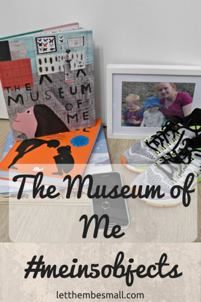 the museum of me encourages chidlren to consider what defines them and should feature in their own museum
