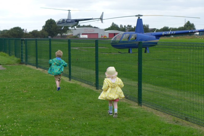 City airport Salford