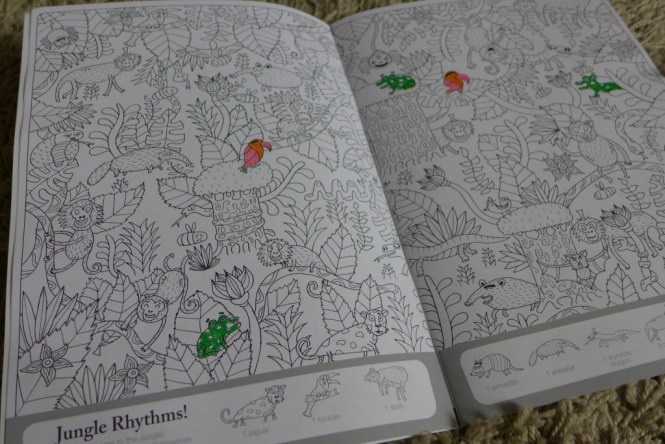 search and find colouring