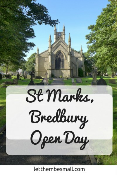 We visited a local church open day - learn more here
