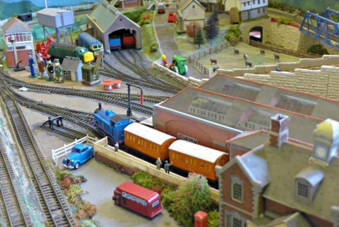 Romiley methodist railway modellers