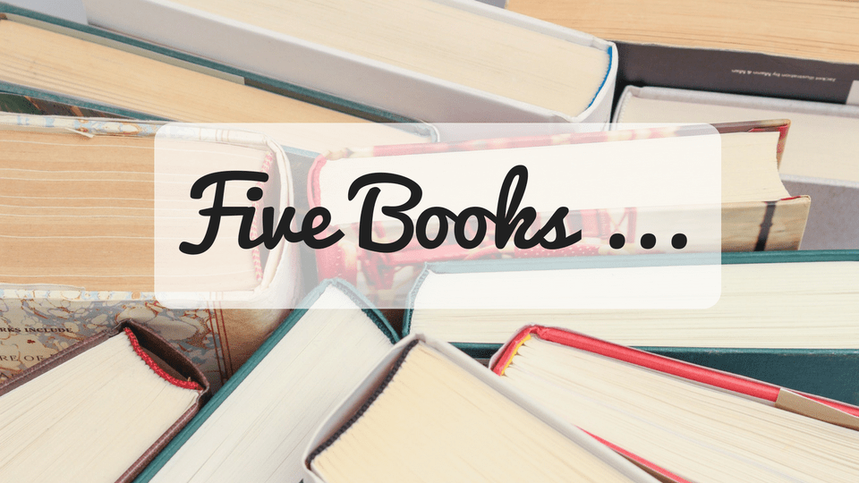 Five Books to Make a Bookworm
