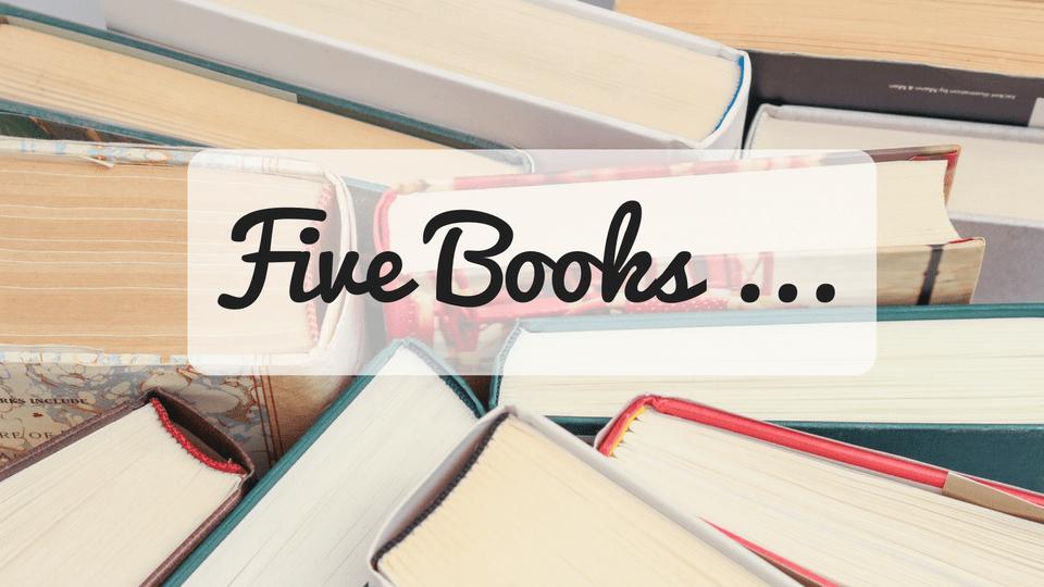five books series