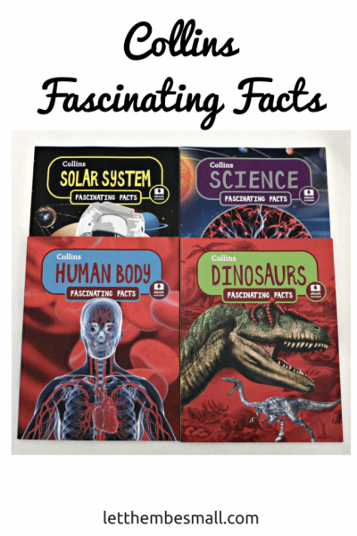 collins fascinating facts series of books offer your child a wealth of facts and information on a wide range of subjects -