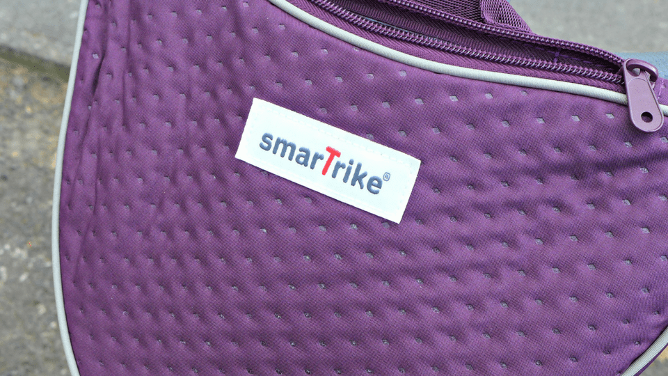 Getting Out and About with smarTrike Recliner Infinity