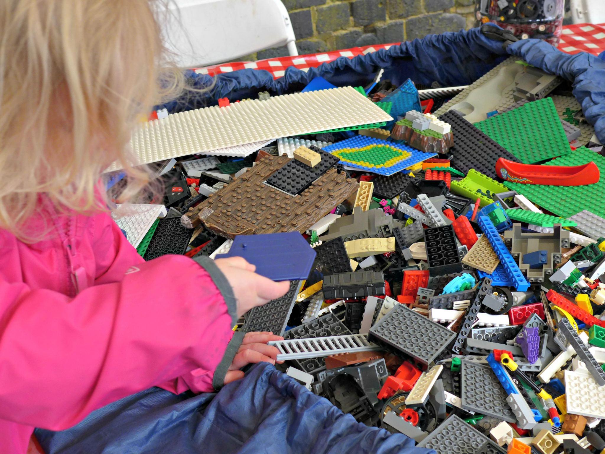 Build it lego club levenshulme market