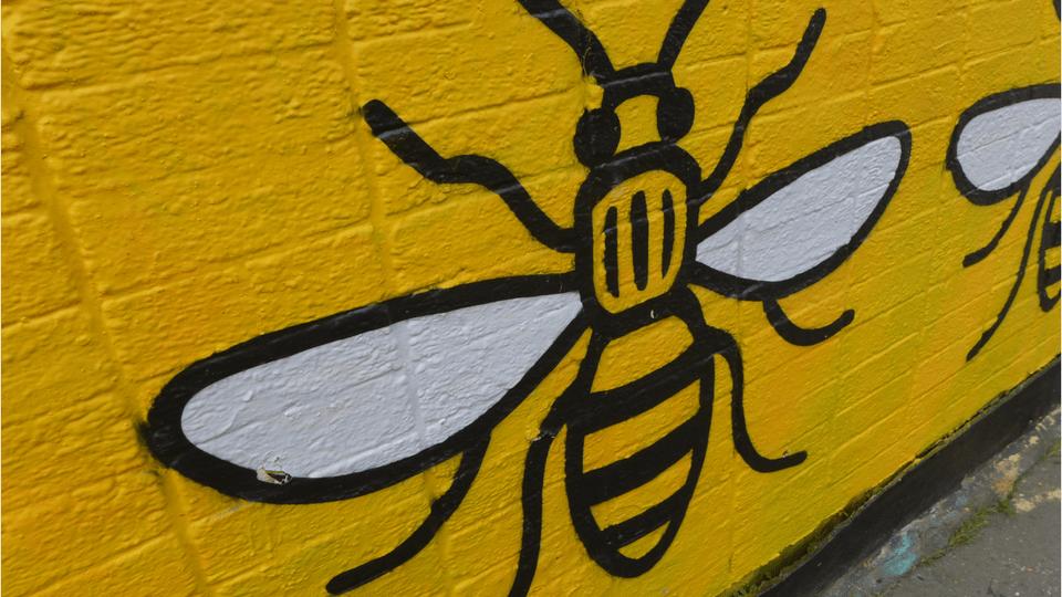 Northern Quarter, Manchester, Street Art
