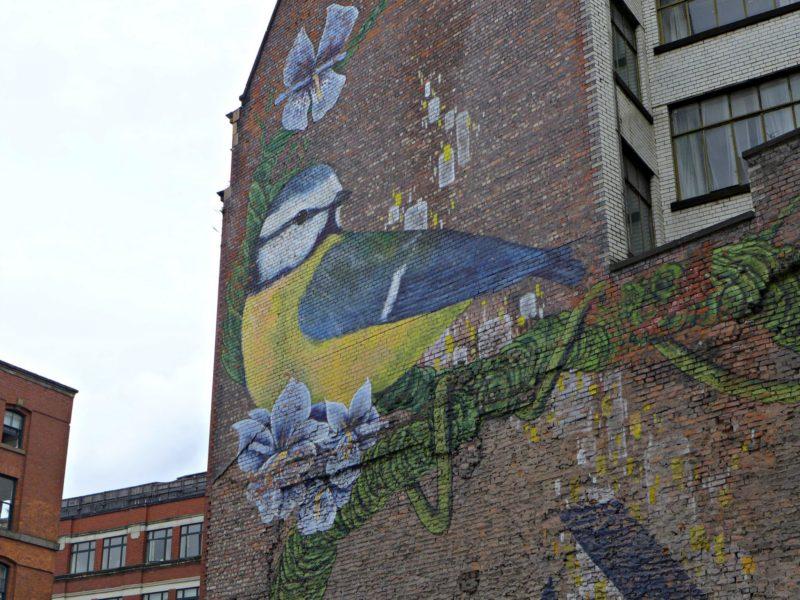 northern quarter manchester street art
