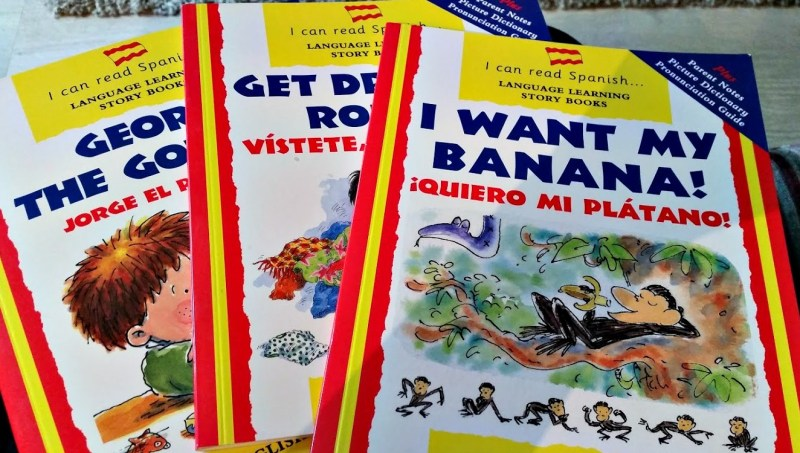 SPanish children's books