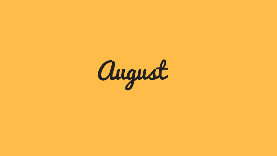 08/12 – August