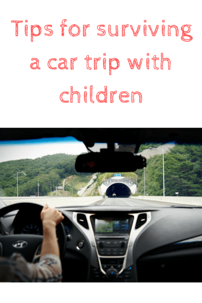 car trip with children