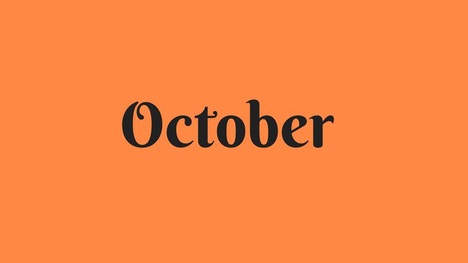 10/12 – October