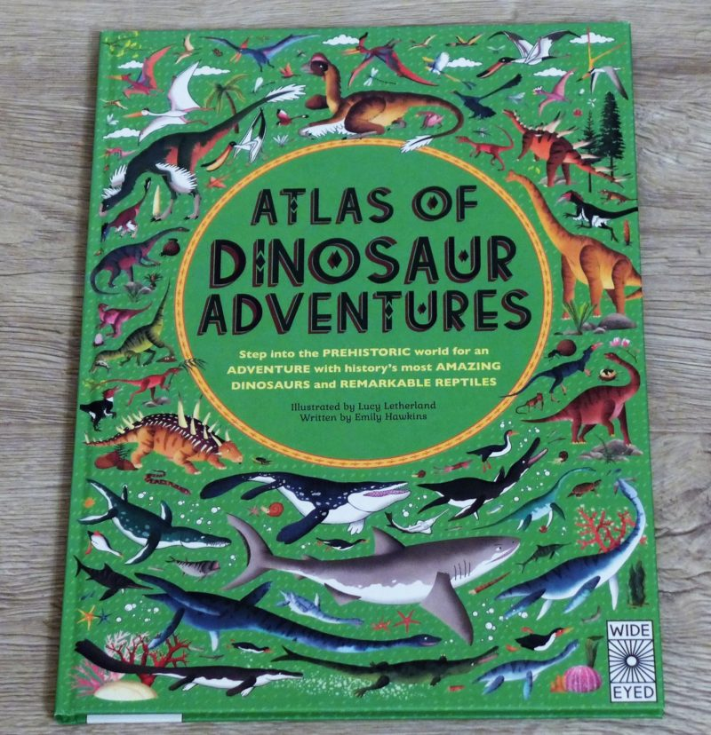 atlas of dinosaur adventures review