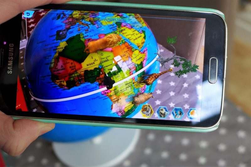 Smart Globe