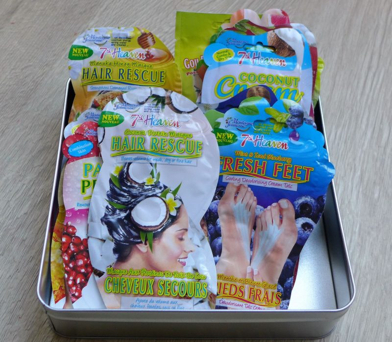 7th heaven pamper box