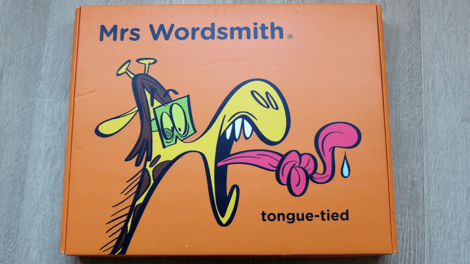 Introducing Mrs Wordsmith