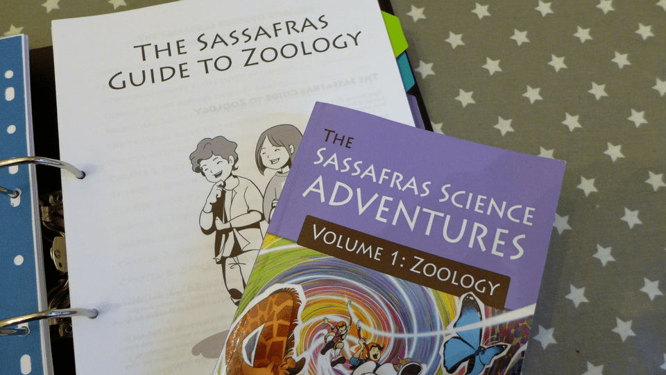 How we use the Sassafras Guide to Zoology