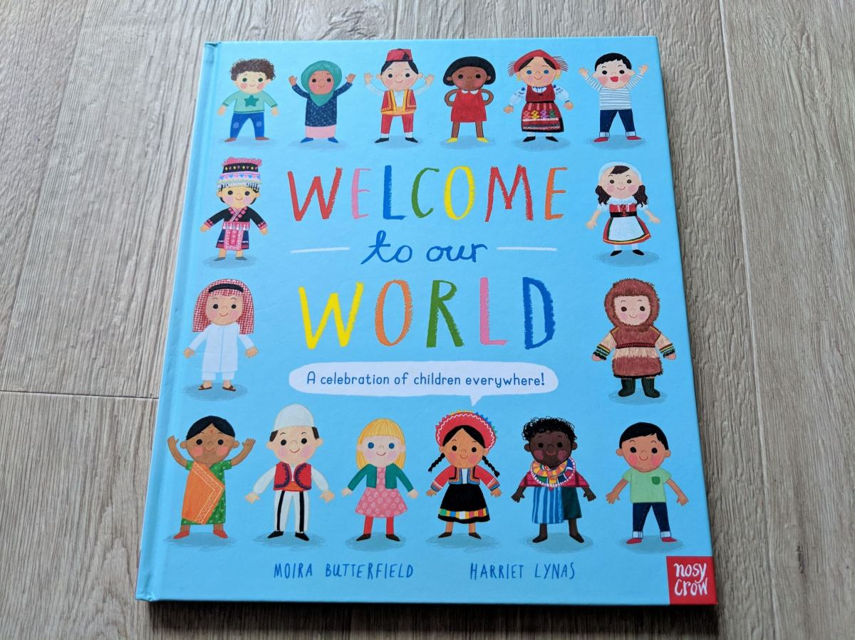 welcome to our world book