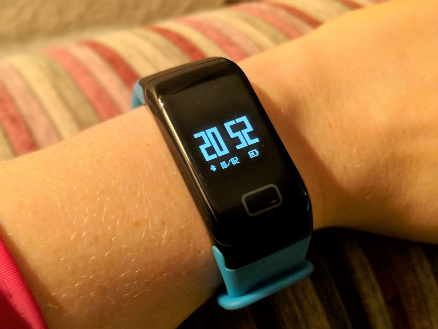 blue fourfit band