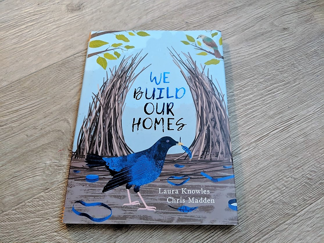 we build out homes book