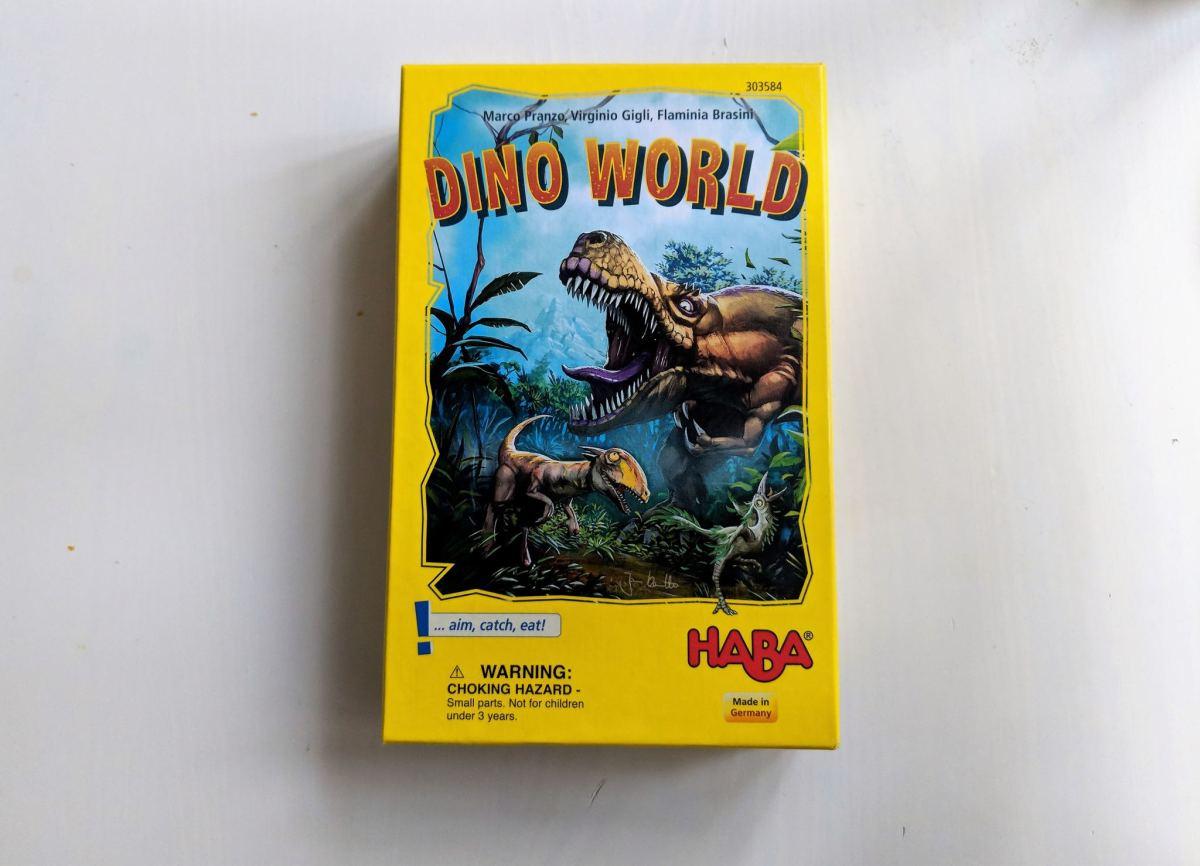 dino world by haba