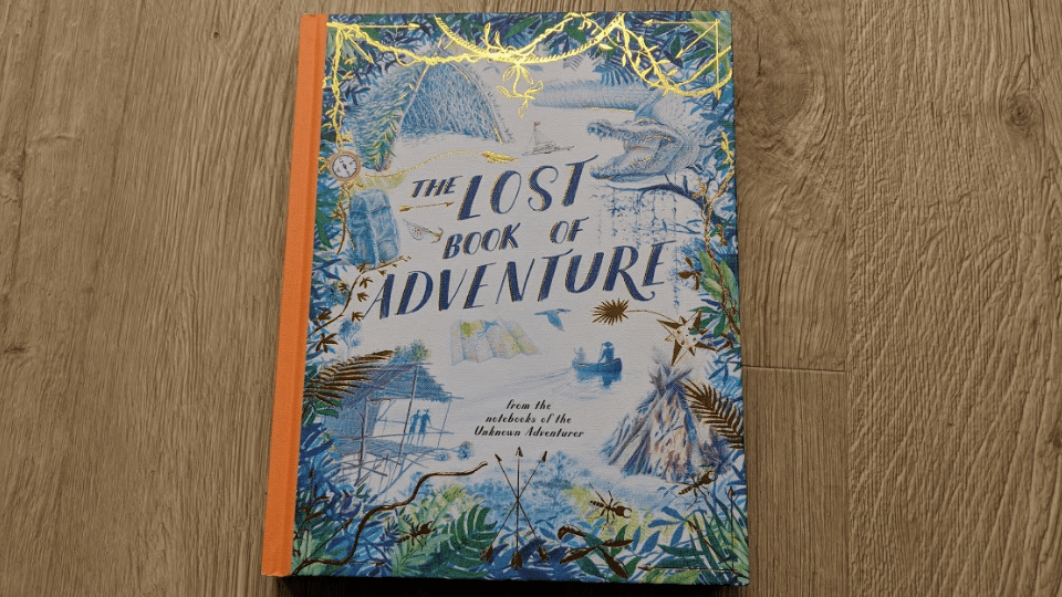 the lost book of adventure review