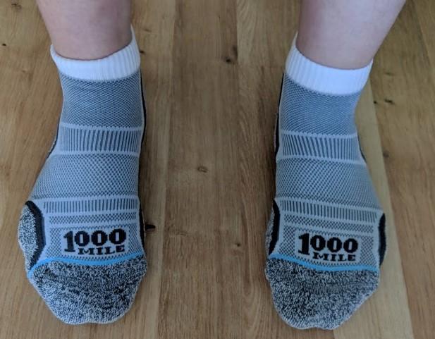 1000 mile anklets