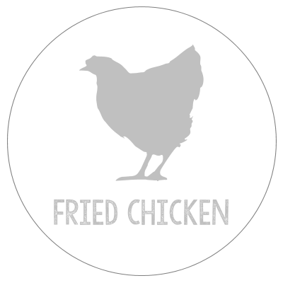 Chicken Kitchen Logo fried chicken at letties kitchen in delaware – lettie's kitchen