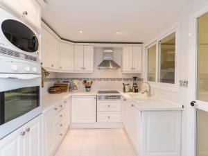 Kitchen Living at Hacienda Playa (HP19)