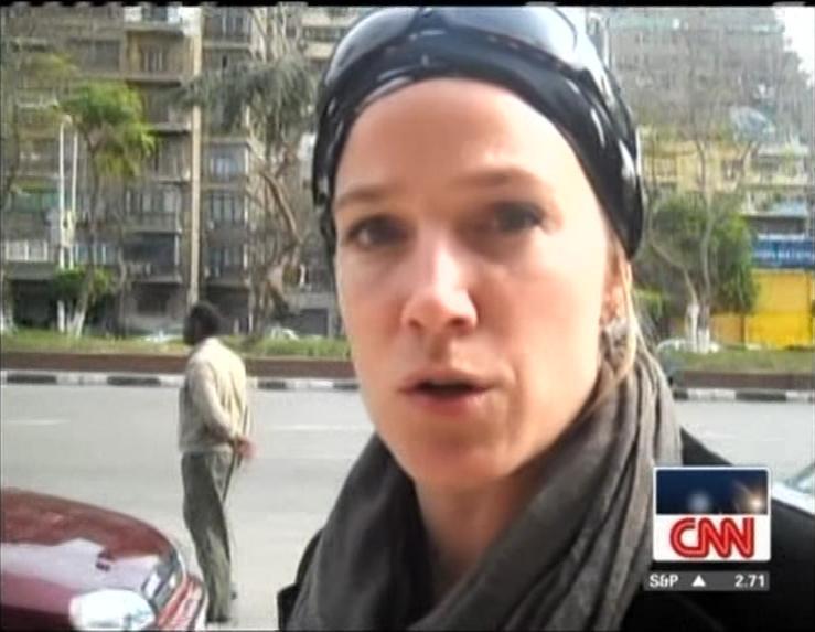 Arwa Damon - CNN