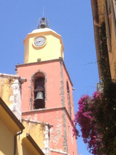 Église Notre-Dame de l'Assomption de Saint-Tropez....