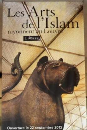 Les Arts de l'Islam... au Louvre...