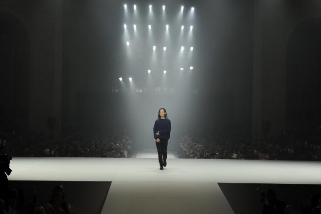 Alexander Wang at the AW 13...