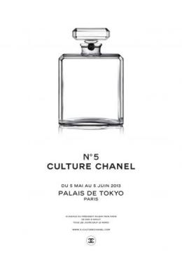 No. 5... Culture Chanel... at the Palais de Tokyo...