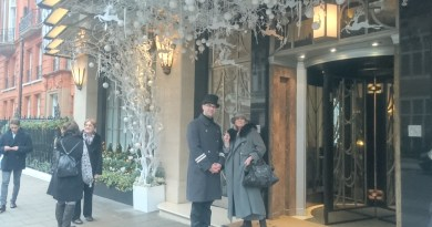 Claridge's.. Nothing Compares…