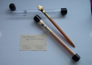 American ruling pen